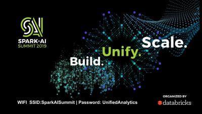 Spark AI Summit 2019 NA