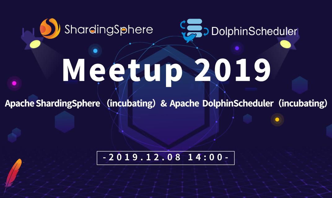 Apache ShardingSphere & Apache DolphinSchedul...