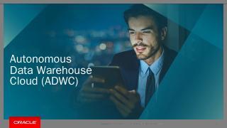 01_ADWC_technisch_public.pptx - Oracle Data W...