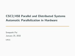 03-Automatic Parallelization in Hardware