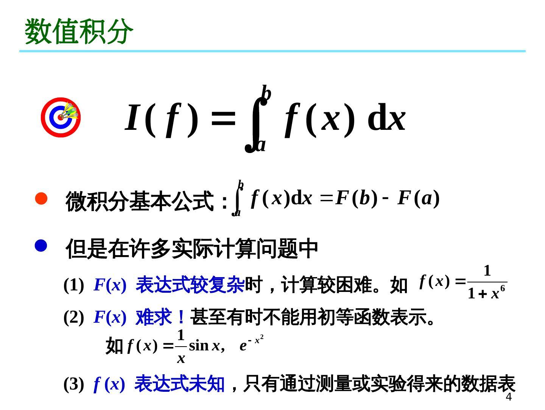 積分 公式 微分
