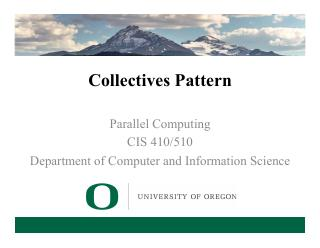 6-Collectives Pattern