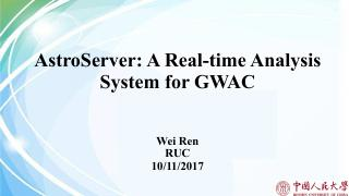 08_AstroServer: A Real-time Analysis System f...