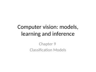 09_Classification Models