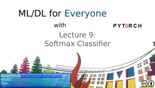 09_ Softmax Classifier