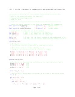 10_Robot C complete example - robot_head_1