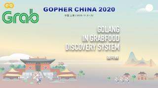 Golang  in GrabFood  Discovery System