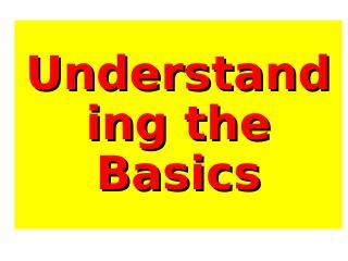 15 Python_ Basics, Strings and lists