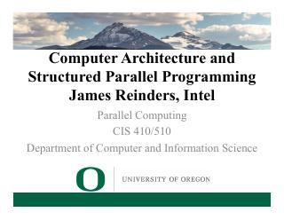 16-Computer Architecture and Structured Paral...