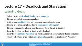 17_Deadlock