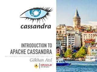 18/02 - Introduct into Cassandra