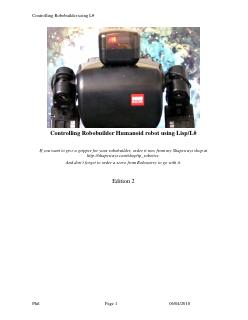 41_ROBOT BUILDER IN LISP