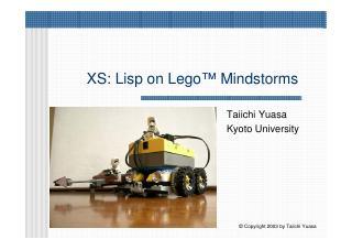 42_Lisp for Lego Robot.