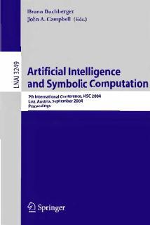 人工智能与符号计算 英文版