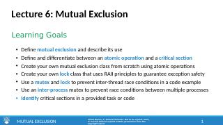 6_Mutual_Exclusion