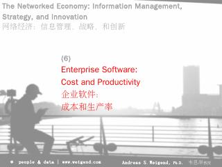 (6) Enterprise Software: Cost and Productivit...