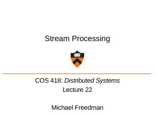 8 Stream processing as directed graph - cs.Pr...
