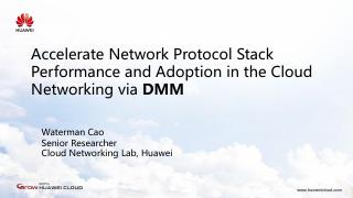 Accelerate Network Protocol Stack Perforamanc...