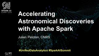 Accelerating Astronomical Discoveries with Ap...