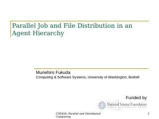 13-Parallel Job and File Distribution in an A...