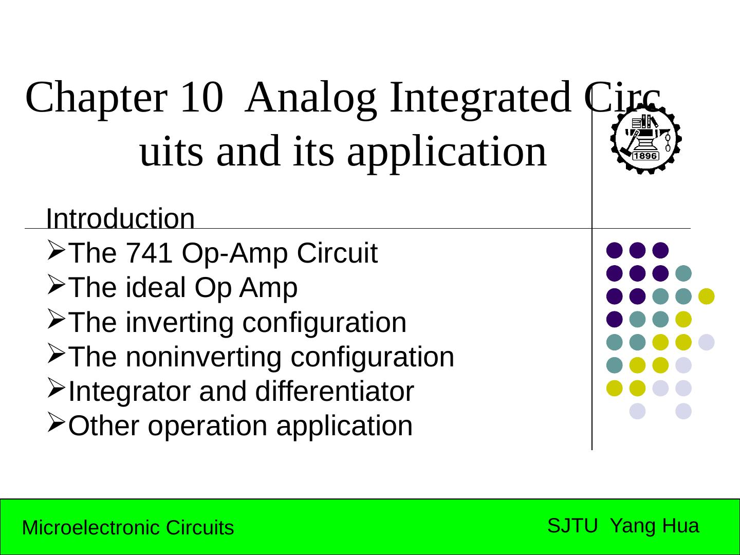 741 Op Amp Ic Operational Amplifier Integrated Circuit