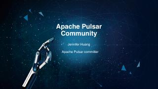 Apache Pulsar Community-Jennifer