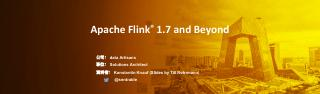 Apache Flink® 1.7 and...
