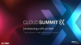 Architecting a Virtual Private Cloud VPC on AWS