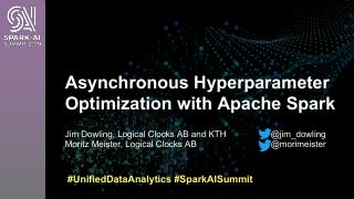 Asynchronous Hyperparameter Optimization with...