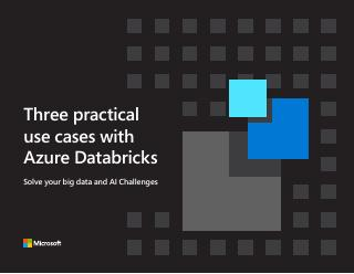 Azure Databricks Use Cases