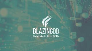 BlazingDB: Data Lake to AI on GPUs