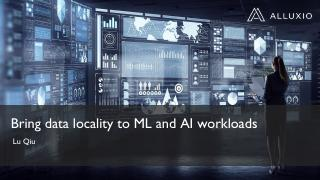 Bring data locality to ML_AI