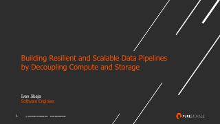 Building Resilient and Scalable Data Pipeline...