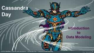 Cassandra Day - Data Modeling
