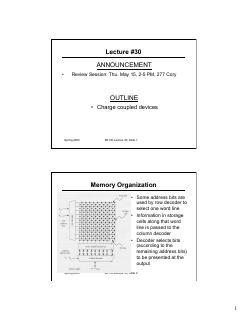 电荷耦合器件