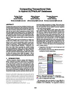 Compacting Transactional Data in Hybrid OLTP&...