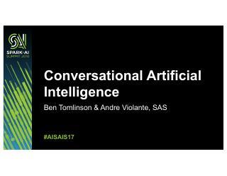 会话式人工智能服务