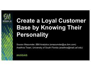 基于AI的个性化推荐引擎打造一个忠诚的客户群