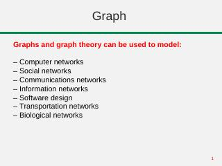 05Data Structure and Algorithm---Graph
