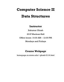 01Data Structures--Object-oriented programming