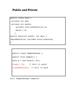 05Data Structures----Public and Private