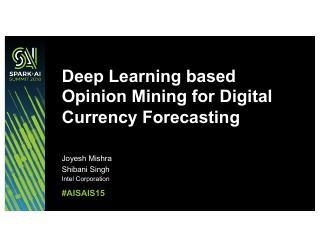 深度学习的比特币价格预测意见和挖掘