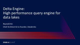 Delta Engine:High Per...