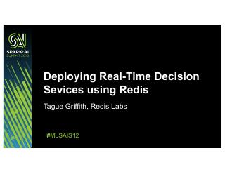利用Real-Time Decision部...