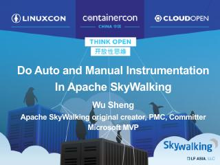 Do Auto and Manual Instrumentation in Apache ...