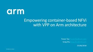 Empowering Container-Based NFV Infrastructure...