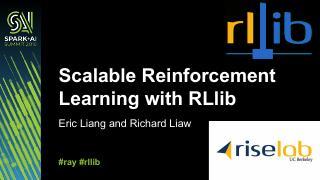 利用Ray RLlib实现分布式强化学习