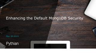 增强MongoDB默认安全性