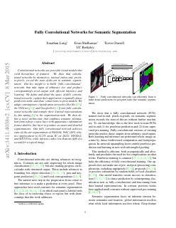 Fully Convolutional Networks for Semantic Seg...