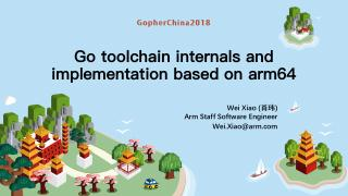 Go toolchain internals and implementation bas...